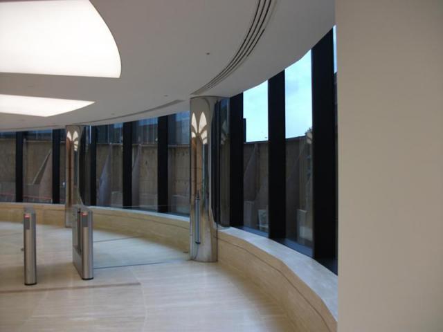 Aluminium Column Cladding : D a engineering architectural metalwork façade