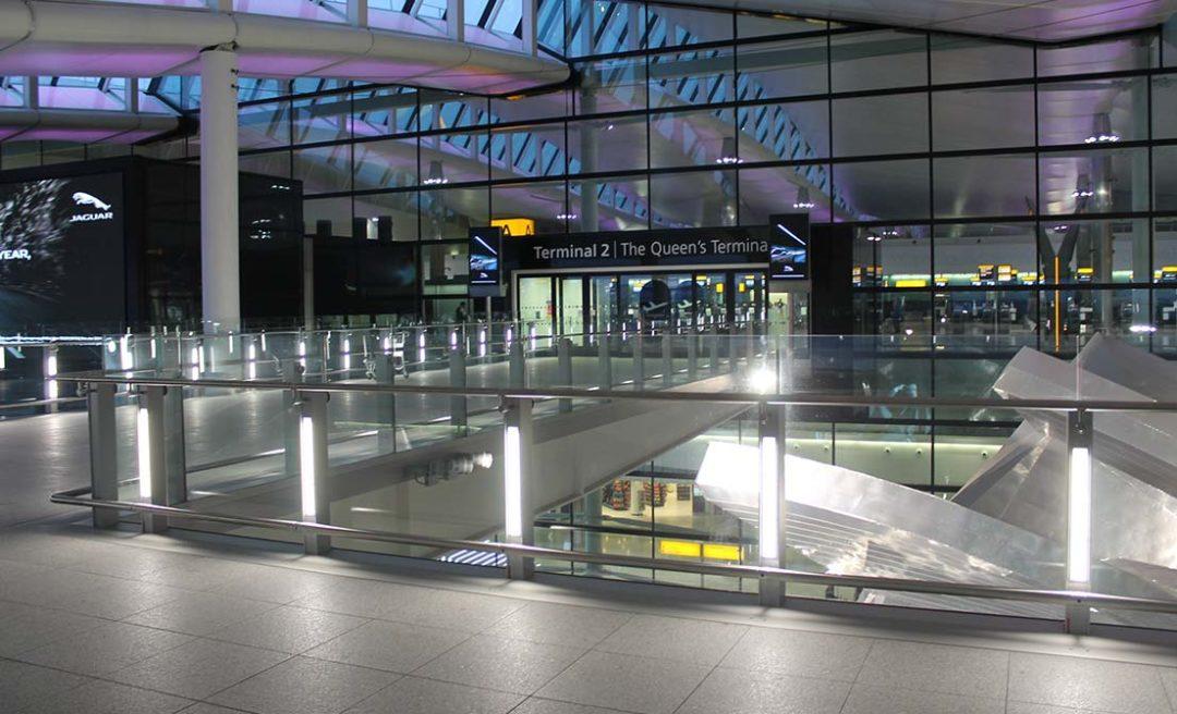 Heathrow T2A